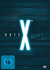 Akte X - Season 3 Collection (7 DVDs) Poster