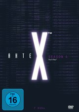 Akte X - Season 4 Collection (7 DVDs) Poster