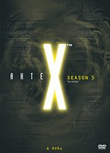 Akte X - Season 5 Collection (6 DVDs) Poster