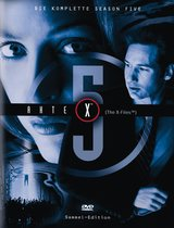 Akte X - Season 5 Collection Poster