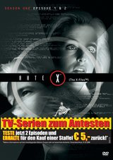 Akte X - Season One, Episode 1 & 2 Poster