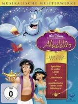 Aladdin (Limited Edition, Musikalische Meisterwerke) Poster