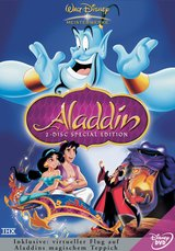 Aladdin (Special Edition, 2 DVDs) Poster