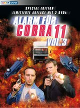 Alarm für Cobra 11 - Vol. 3 (Limited Special Edition, 2 DVDs) Poster