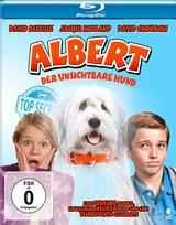Albert - Der unsichtbare Hund Poster