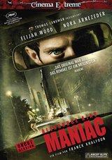 Alexandre Ajas Maniac (Uncut Version) Poster