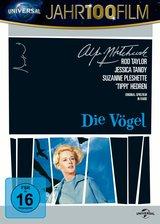 Alfred Hitchock - Die Vögel (Jahr100Film) Poster