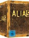 Alias - Komplettbox, Staffel 1-5 Poster