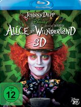 Alice im Wunderland (Blu-ray 3D) Poster