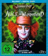 Alice im Wunderland (+ Digital Copy, 2 Discs) Poster