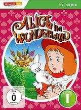 Alice im Wunderland - DVD 1 Poster