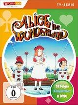 Alice im Wunderland - Komplettbox Poster
