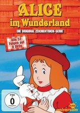 Alice im Wunderland - Staffel 1-4 (8 Discs) Poster