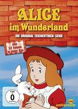 Alice im Wunderland - Staffel 1-4 Poster