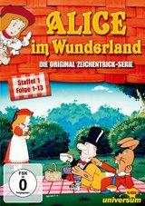Alice im Wunderland - Staffel 1, Folge 01-13 (2 DVDs) Poster