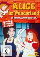 Alice im Wunderland - Staffel 2, Folge 14-26 (2 DVDs) Poster