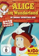 Alice im Wunderland - Staffel 4, Folge 40-52 (2 DVDs) Poster