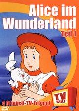 Alice im Wunderland, Teil 01 Poster