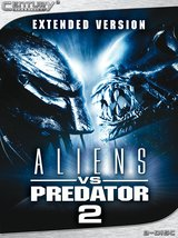 Aliens vs. Predator 2 (3 DVDs, Extended Version) Poster