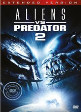 Aliens vs. Predator 2 (Extended Version) Poster