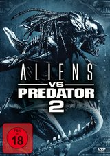 Aliens vs. Predator 2 (Kinoversion) Poster