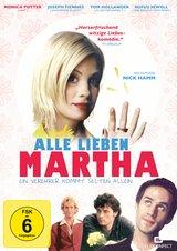 Alle lieben Martha Poster