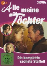 Alle meine Töchter - Die komplette 6. Staffel (3 Discs) Poster