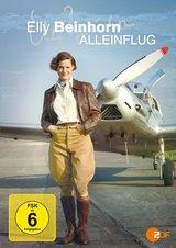 Alleinflug - Elly Beinhorn Poster