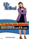 Ally McBeal: Season One, Episode 1 & 2 Poster