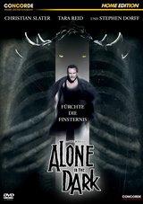 Alone in the Dark (Deutsche Kinofassung) Poster