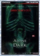Alone in the Dark (WMV HD-DVD) (Director's Cut) Poster