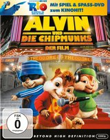 Alvin und die Chipmunks - Der Film (+ Rio Activity Disc) Poster