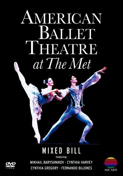American Ballet Theatre - At the Met (NTSC) Poster