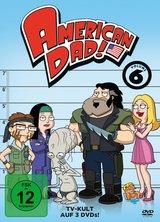 American Dad - Season 6 (3 Discs) Poster