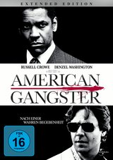 American Gangster (Einzel-DVD, Extended Edition) Poster