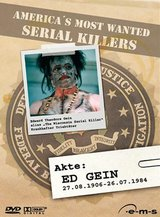 America's Most Wanted Serial Killers - Akte: Ed Gein Poster