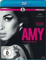 Amy - The Girl behind the Name Poster