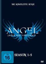 Angel - Jäger der Finsternis: Die komplette Serie, Season 1-5 (30 Discs) Poster