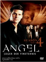 Angel - Jäger der Finsternis: Season 4.1 Collection (3 DVDs) Poster