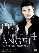 Angel - Jäger der Finsternis: Season 4.2 Collection (3 DVDs) Poster