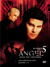 Angel - Jäger der Finsternis: Season 5.1 Collection (3 DVDs) Poster