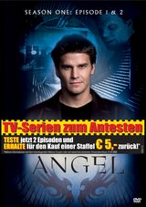 Angel - Jäger der Finsternis: Season One, Episode 1 & 2 Poster