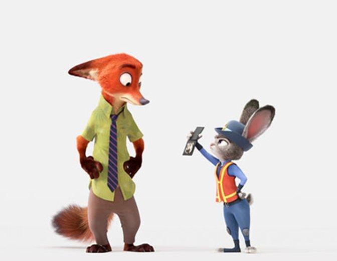 animationsfilme 2016 zoomania