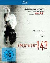 Apartment 143 - Residenz des Bösen Poster