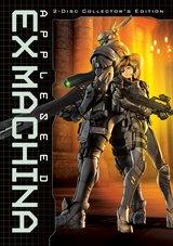 Appleseed Ex Machina (2 DVDs, Steelbook) Poster