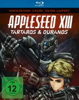 Appleseed XIII: Tartaros/Ouranos Poster