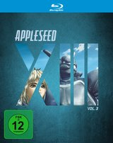 Appleseed XIII, Vol. 3 Poster