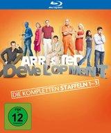 Arrested Development - Die kompletten Staffeln 1-3 (6 Discs) Poster