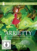 Arrietty - Die wundersame Welt der Borger (Special Edition, 2 Discs) Poster