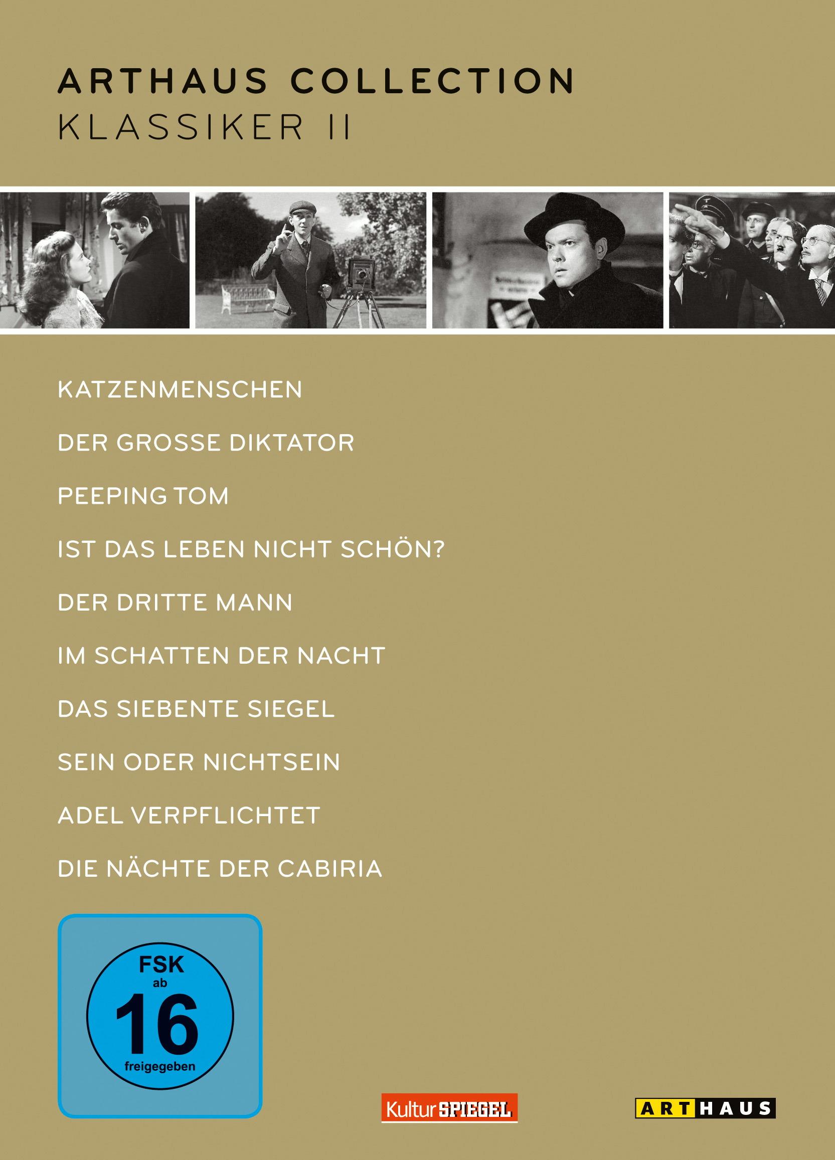 Arthaus Collection - Klassiker II (10 Discs) Poster